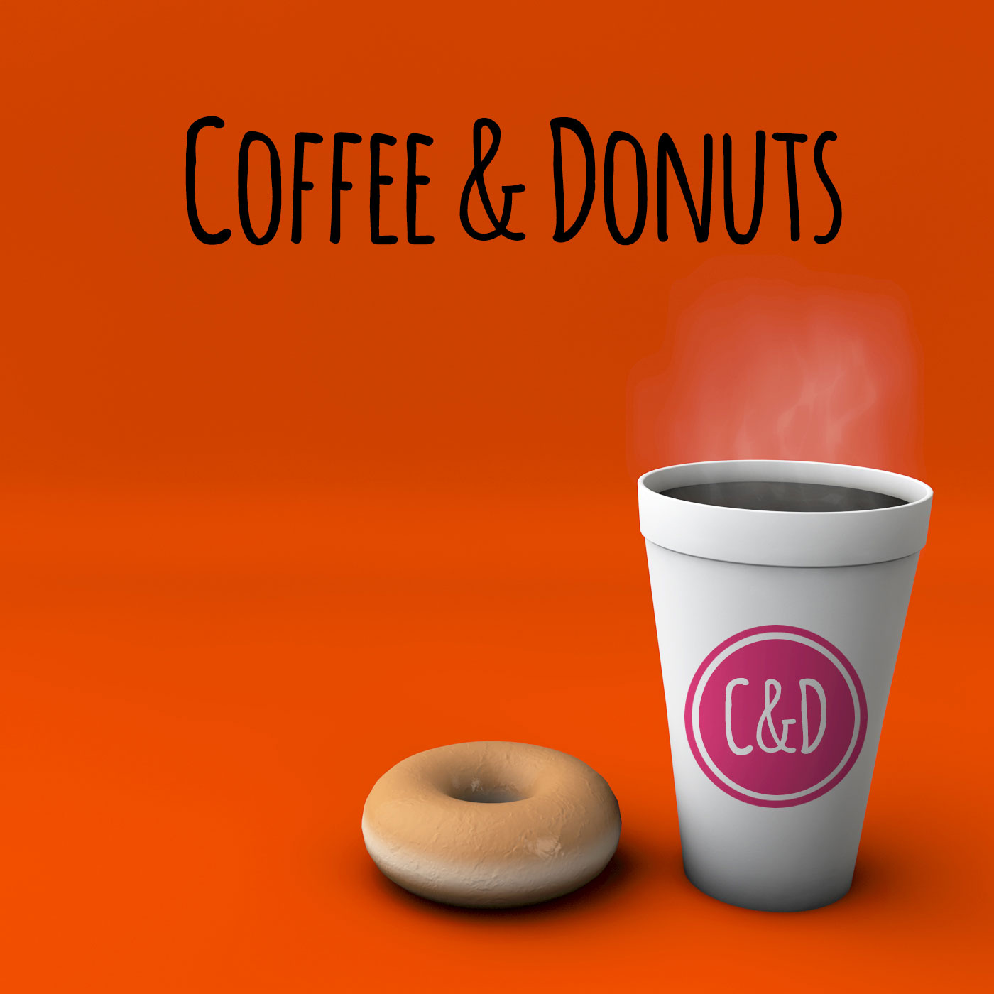 Coffee and Donuts - The Podcast
